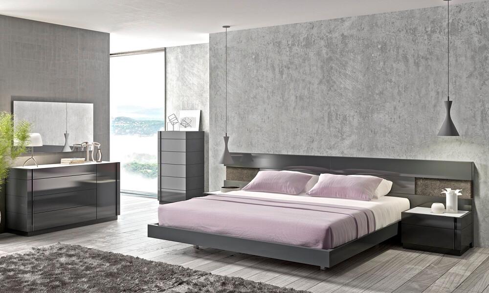 Bedroom Queen Set Modern House Interior Design