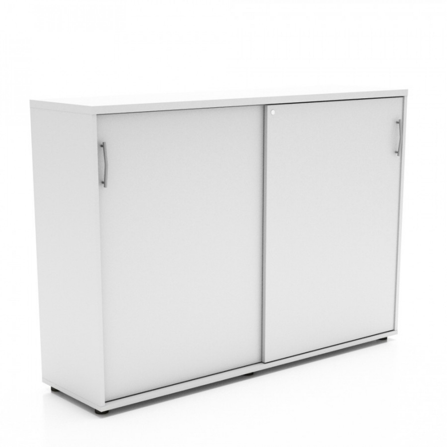 Picture of: Standard 3oh Medium Office Storage Cabinet W 2 Sliding Doors By Mdd Office Furniture Sohomod Com