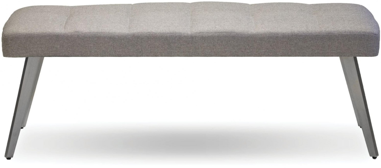 Incredible Brock Fabric Bench Gmtry Best Dining Table And Chair Ideas Images Gmtryco