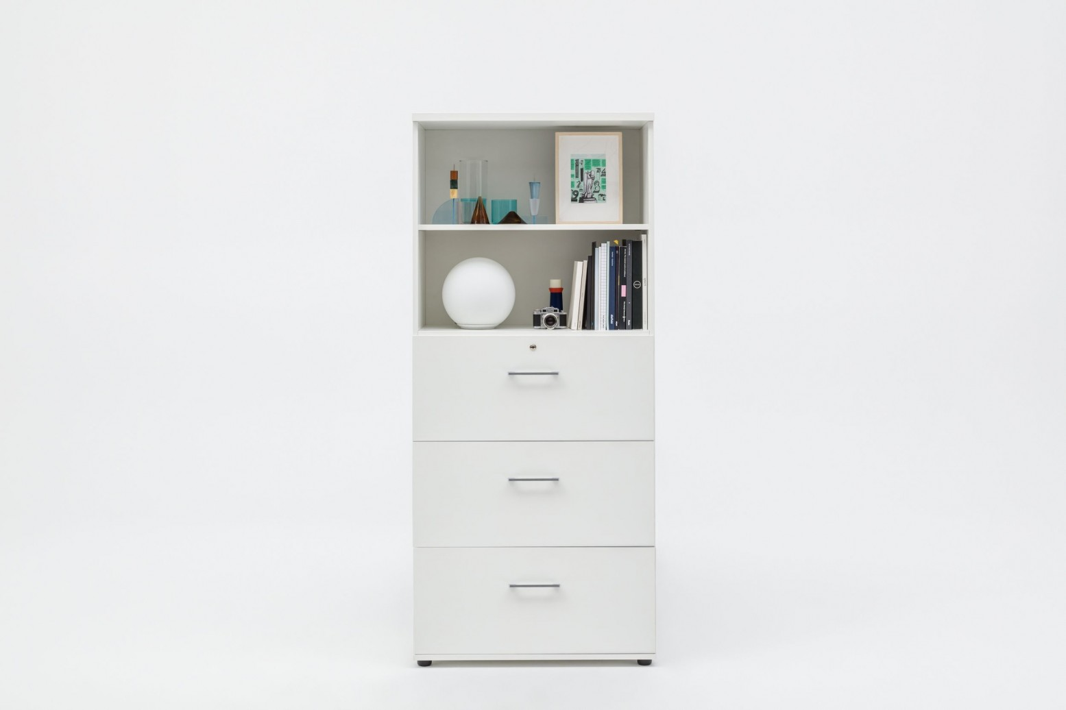 Picture of: Standard Filing Drawers Office Storage Cabinet By Mdd Office Furniture Sohomod Com