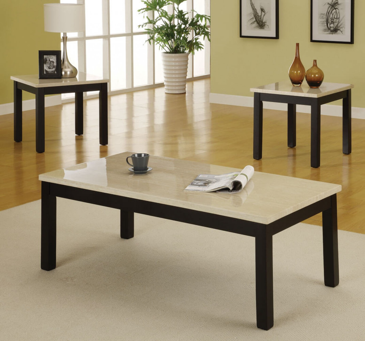 coffee end table set