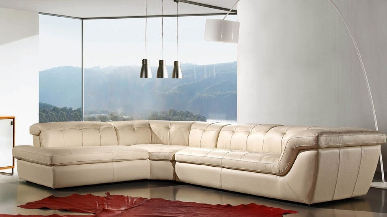 - ✅ 397 Italian Leather Sectional By J&M Furniture Sohomod.com