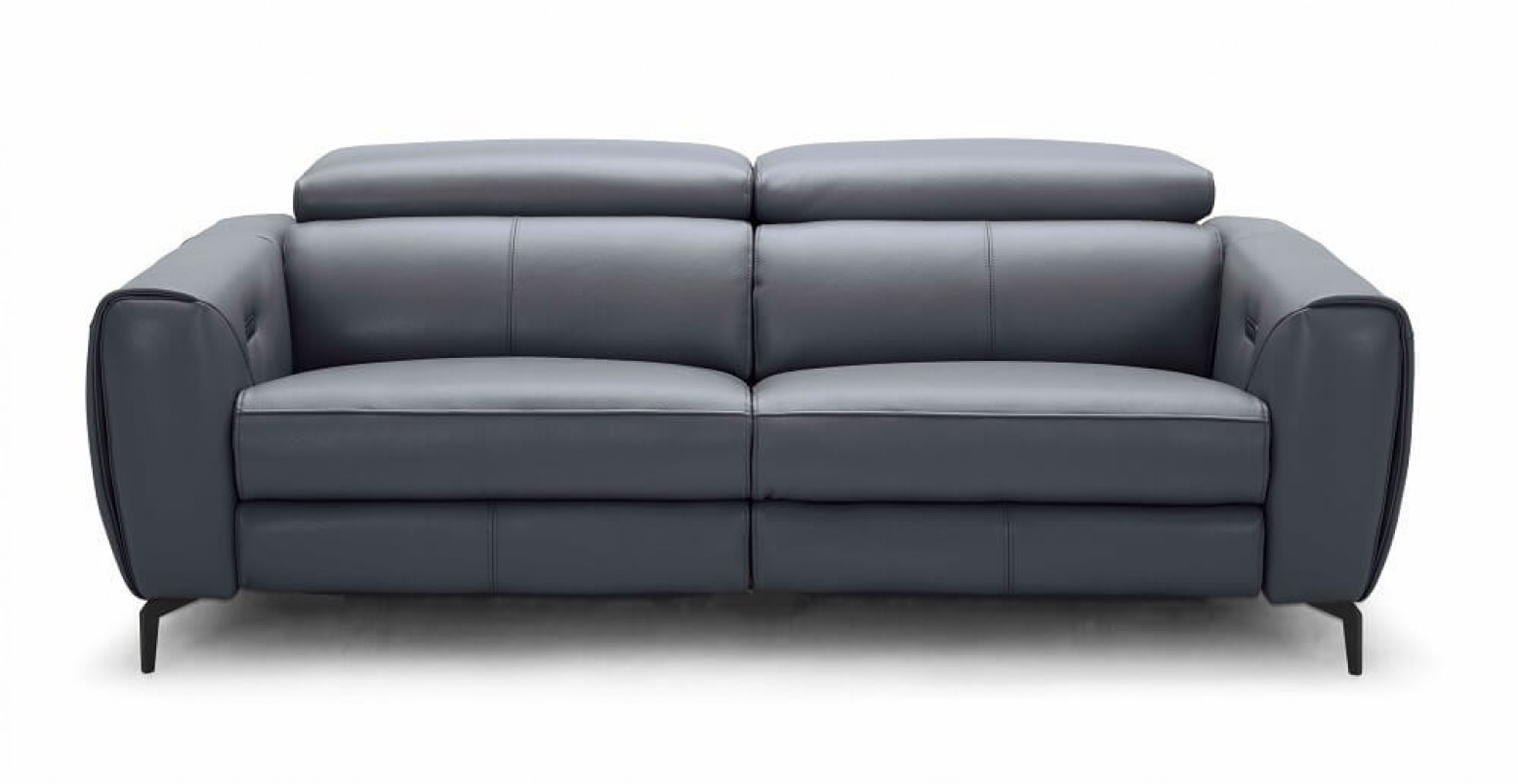 ✅ Lorenzo Premium Italian Leather Motion Sofa by J&M Furniture ...