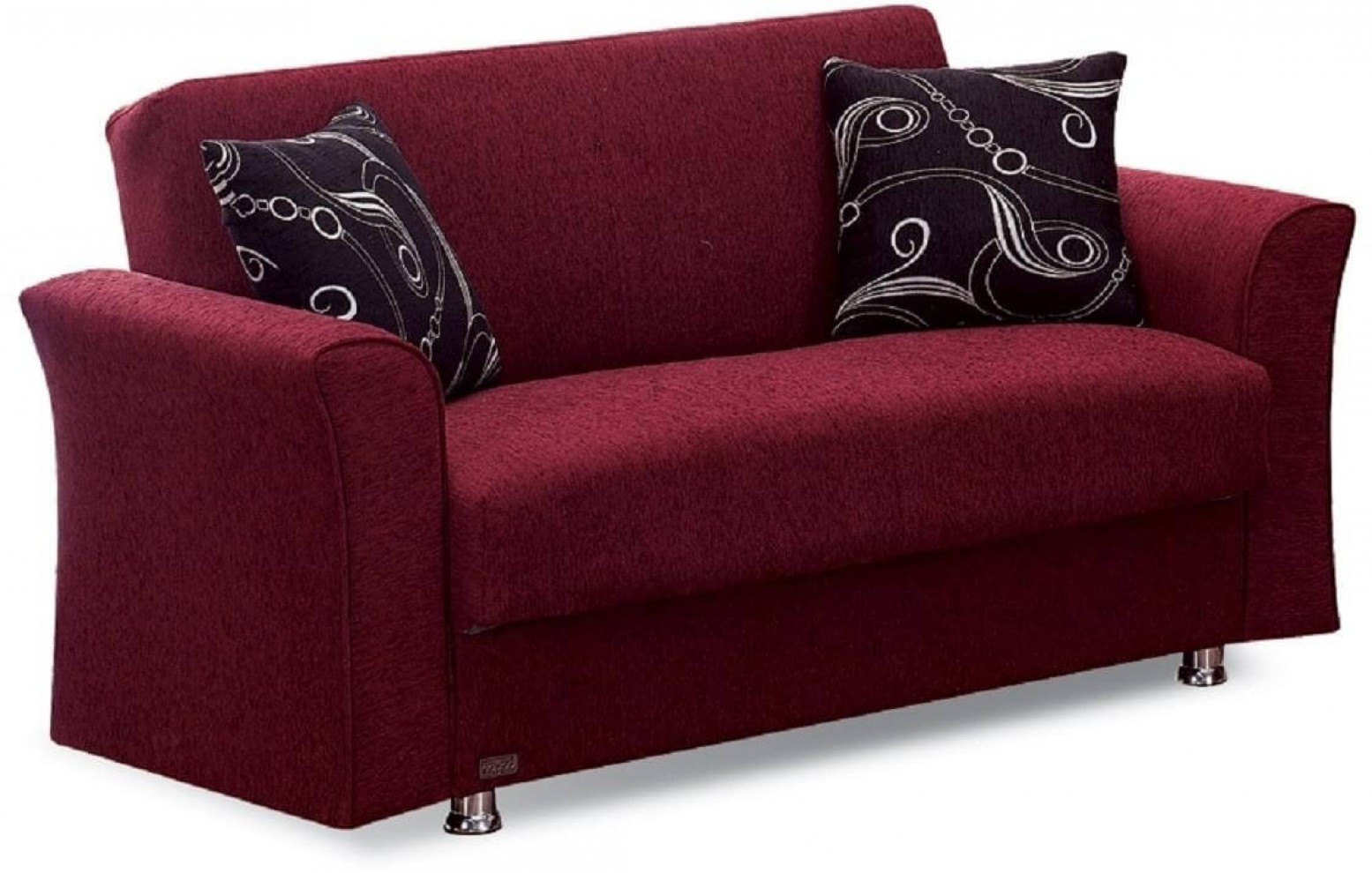 Pleasing Ohio Fabric Storage Loveseat Pabps2019 Chair Design Images Pabps2019Com
