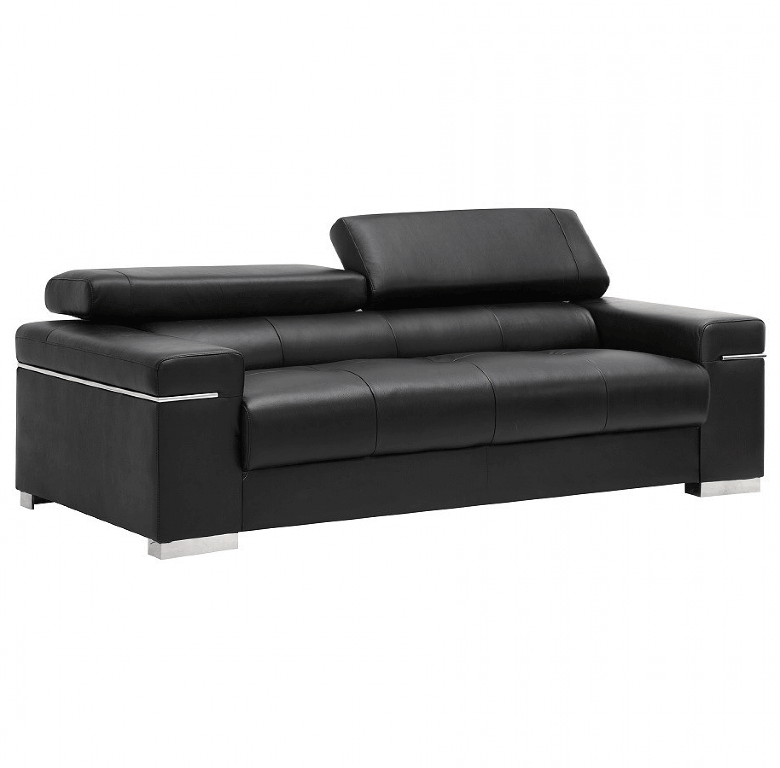 Soho Leather Sofa By J M Furniture