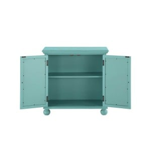 Poppy Wood Accent Chest by Homelegance