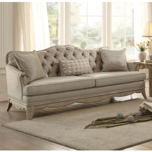 Ashden Fabric Sofa by Homelegance