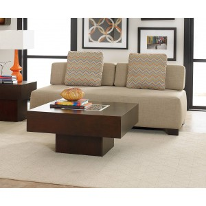Darby Fabric Sofa by Homelegance