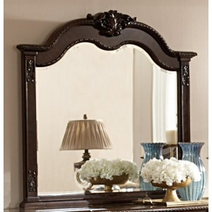 Hillcrest Manor Mirror by Homelegance