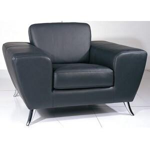 Julie Living Room Set, Black by Beverly Hills Furniture