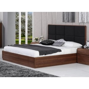 Anthrop Queen Size Bed by Beverly Hills Furniture