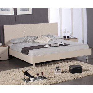 Charm Queen Size Bed by Beverly Hills Furniture