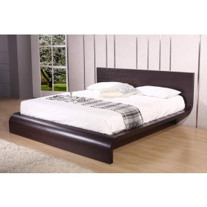 Cosmo Queen Size Bed by Beverly Hills Furniture