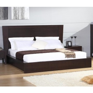 Escape Queen Size Bed by Beverly Hills Furniture