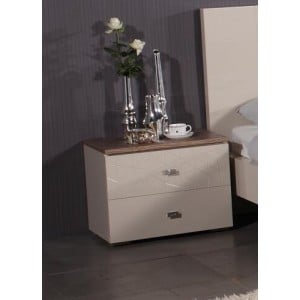 Charm Nightstand by Beverly Hills Furniture