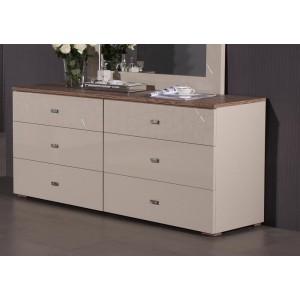 Charm Dresser by Beverly Hills Furniture
