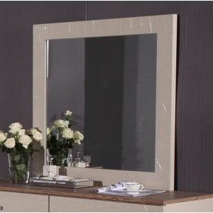 Charm Mirror by Beverly Hills Furniture