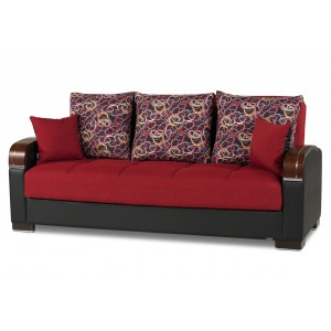 Mobimax Sofa, Red by Casamode