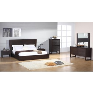 Escape Bedroom Set by Beverly Hills Furniture