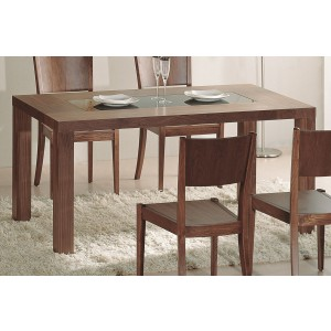Stark Dining Table by Beverly Hills Furnitue