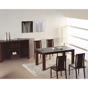 Reflex Dining Set by Beverly Hills Furniture