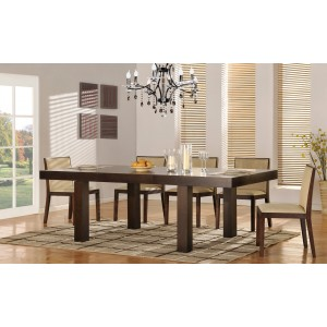 Resolve Dining Set by Beverly Hills Furniture