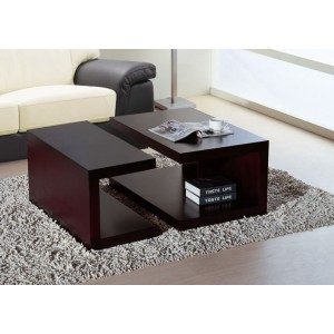 Jengo Coffee Table by Beverly Hills Furnitue