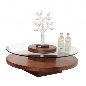Revere Sircle Coffee Table by Beverly Hills Furnitue