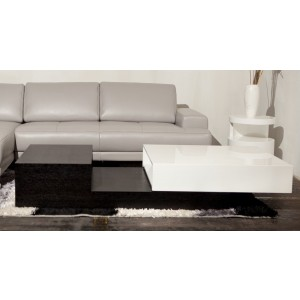 Slide Coffee Table by Beverly Hills Furniture