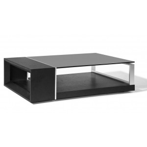 Treble Coffee Table by Beverly Hills Furnitue