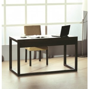 Parson Wood Desk by Beverly Hills Furniture