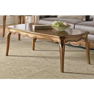 Chambord Wood Coffee Table by Homelegance