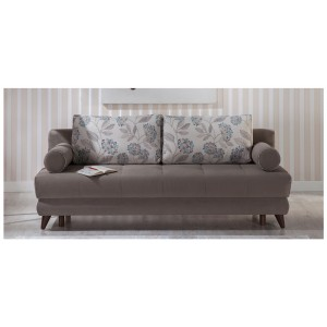 Stella Sofa Image Gray by Sunset (Istikbal) Furniture