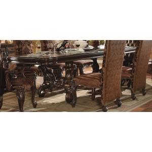"""Versailles Wood/Wood Veneer Dining Table 120"""" by ACME"""
