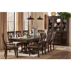 Cardano Rectangular Wood Dining Set by Homelegance