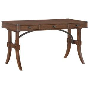 Frazier Park Wood Writing Desk by Homelegance