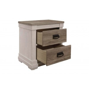 Arcadia Wood Bedroom Set by Homelegance