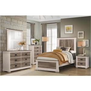 Arcadia Wood Youth Bedroom Set by Homelegance