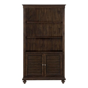 Cardano Wood Bookcase by Homelegance