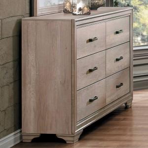 Lonan Wood Dresser by Homelegance