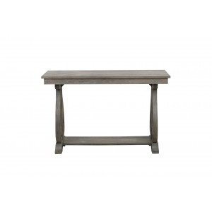 Toulon Wood Veneer Console Table by Homelegance