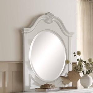 Lucida Wood Mirror by Homelegance