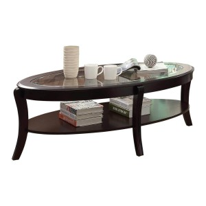 Pierre Glass Occasional Table Set by Homelegance