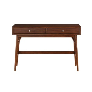 Frolic Wood Console Table by Homelegance
