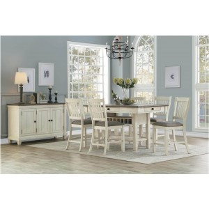 Granby Traditional Counter Height Dining Room Set by Homelegance