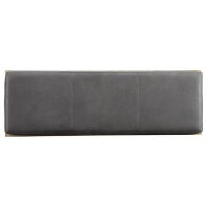 Metallo Bench by Homelegance