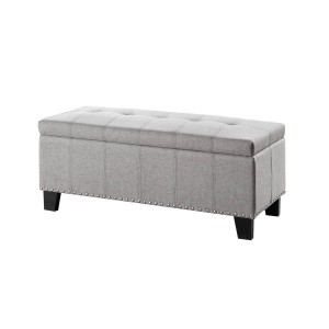 Fedora Fabric Bench by Homelegance