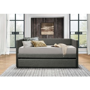 Therese Fabric Daybed by Homelegance