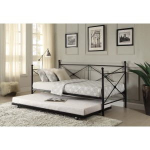 Jones Metal Daybed by Homelegance