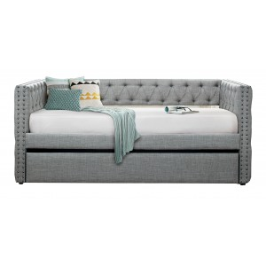 Adalie Fabric Daybed by Homelegance